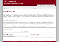 Thumbnail for VCE ATAR Calculator